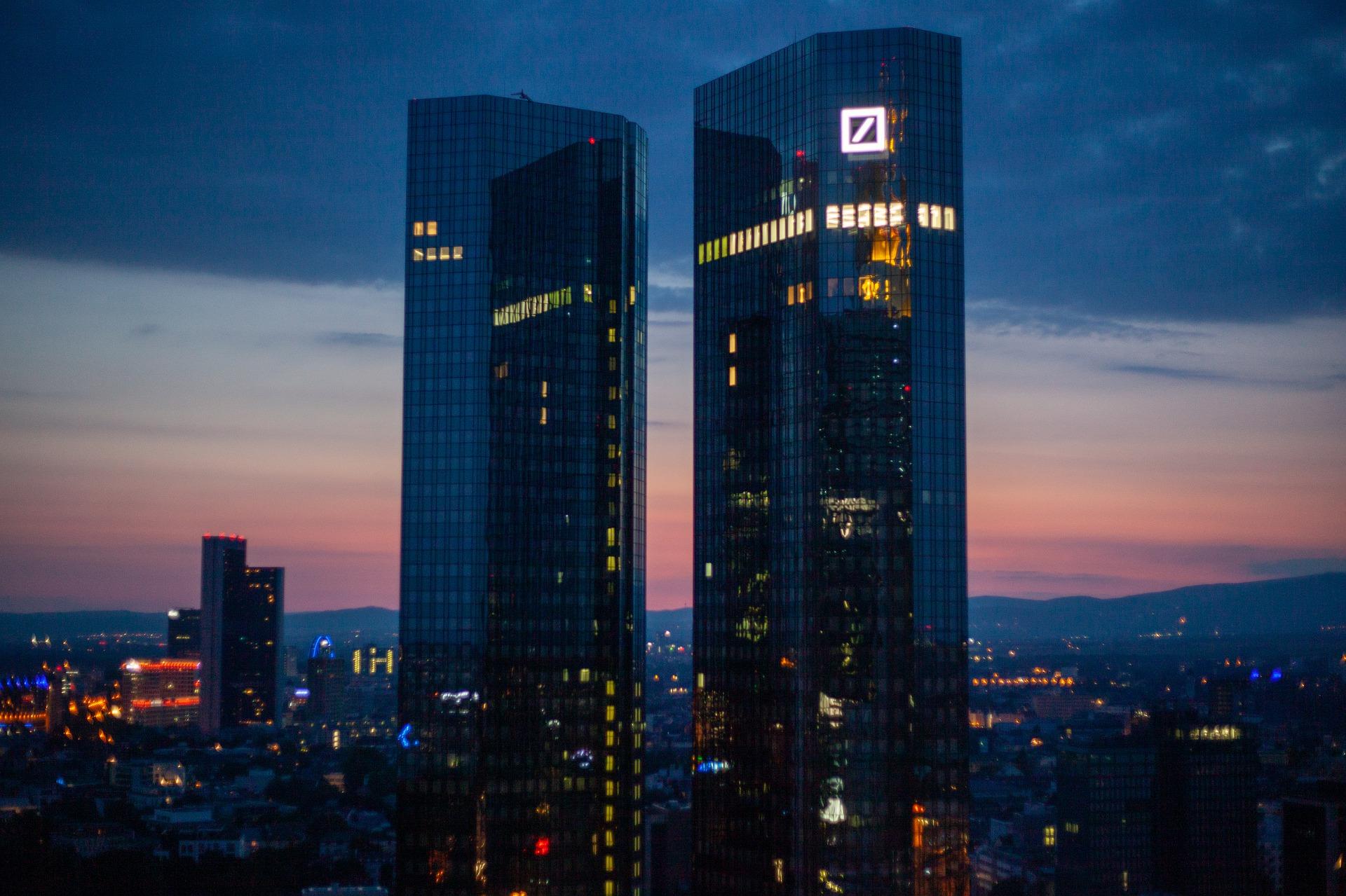 Deutsche Bank обяви загуба от 832 млн. евро за третото тримесечие